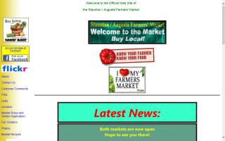 Staunton/Augusta Farmers' Market