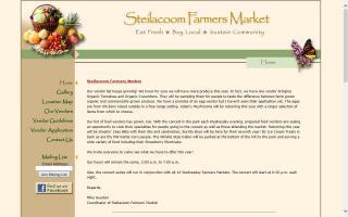 Steilacoom Farmers Market
