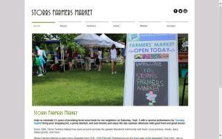 Storrs Farmers Market