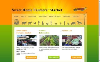 Sweet Home Farmers Market