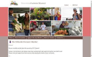 Telluride Farmers' Market