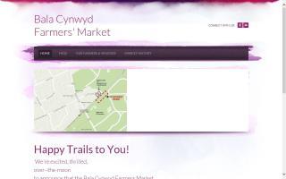 The Bala Cynwyd Farmers Market