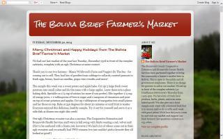 The Bolivia Brief Farmers Market