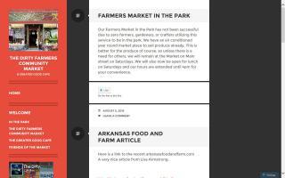 The Dirty Farmers Community Market