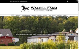 The Green Market at Walhill Farm