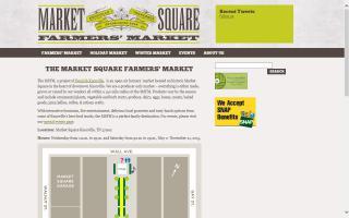 The Market Square Farmers' Market