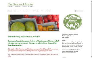 The Onancock Market