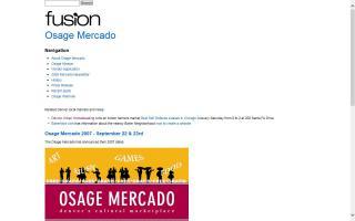 The Osage Mercado