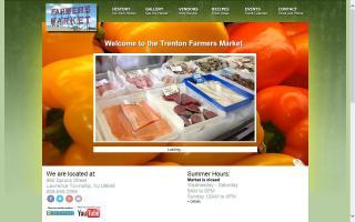 The Trenton Farmers Market