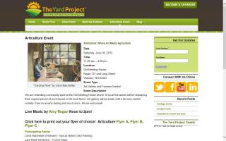 The Yard Project