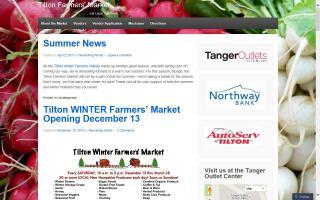 Tilton Farmers' Market