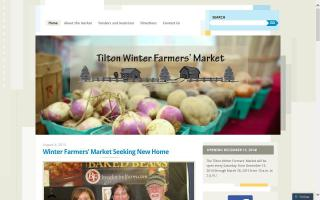 Tilton Winter Farmers' Market