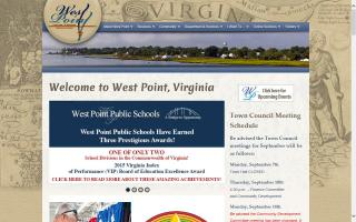 Town of West Point, Virginia