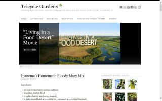 Tricycle Gardens Four Season Farmers' Market