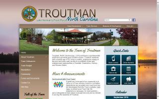 Troutman Depot Farmer's Market
