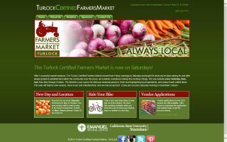 Turlock Certified Farmers Market
