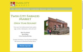 Twin City Farmers Market