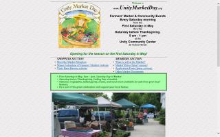 Unity Market Day Farmers Market