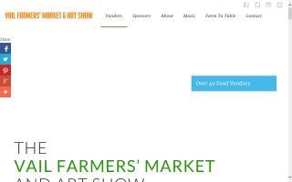 Vail Farmers Market