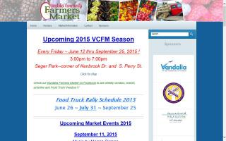Vandalia Community Farmers Market