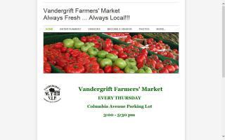 Vandergrift Farmers' Market
