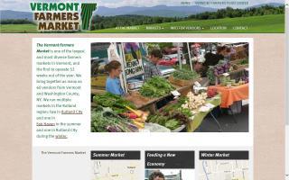 Vermont Farmers Market