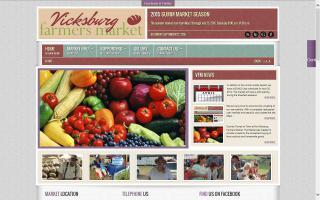Vicksburg Farmers Market