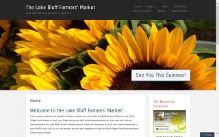 Village of Lake Bluff Farmers Market