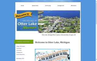 Village of Otter Lake