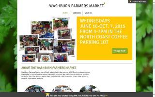 Washburn Farmers Market