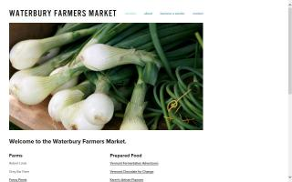 Waterbury Farmers Market