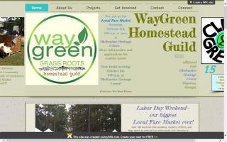Way Green Local Fare Market