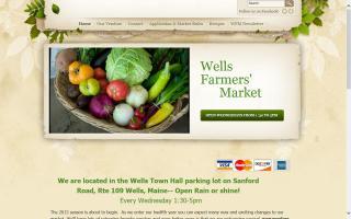 Wells Farmers' Market