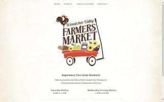 Wenatchee Valley Farmers Market