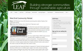 West End Community Market