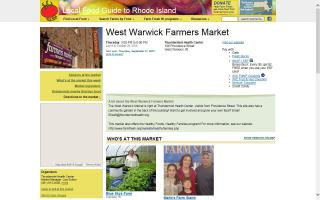 West Warwick Farmers Market
