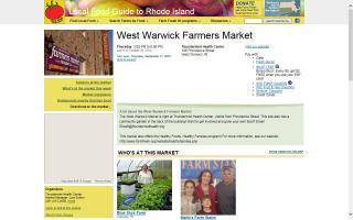 West Warwick Farmers Market