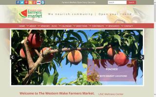 Western Wake Farmers' Market