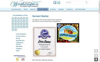 Westhampton Beach Farmers Market