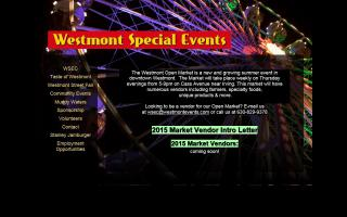 Westmont Open Market
