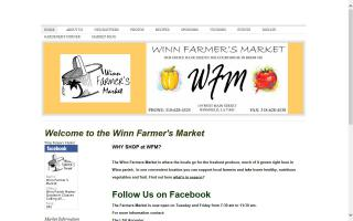 Winn Farmers Market