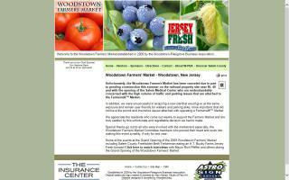 Woodstown Farmers Market