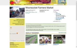 Woonsocket Farmers Market