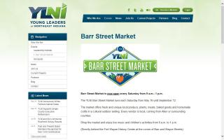 YLNI Barr Street Market