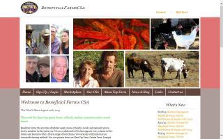 Beneficial Farms CSA