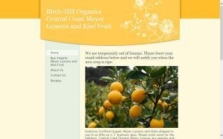 Birch-Hill Organics