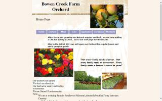 Bowen Creek Farm