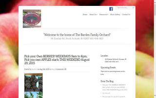 Barden Family Orchard
