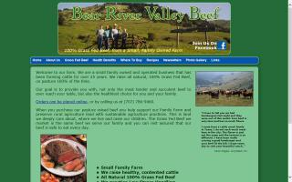 Bear River Valley Beef