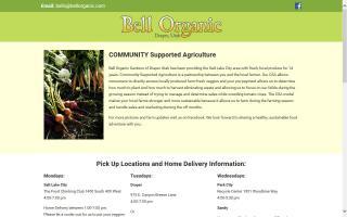 Bell Organic Gardens